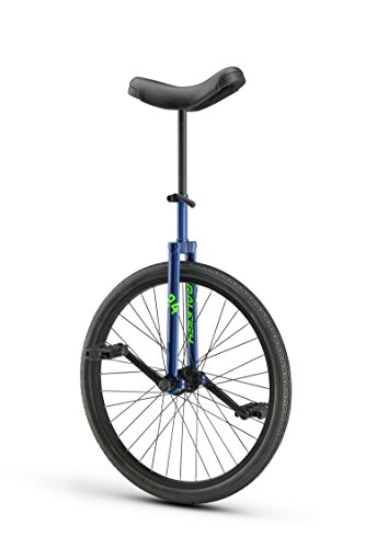 Unistar 24, 24inch Wheel Unicycle, - Unicycle Blue