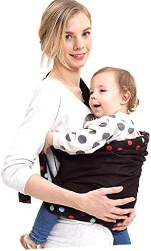 Vine Portabeb/és,Original de Algodon Natural Fular Portabebes?beb/é de sexo masculino y femenino Baby Wrap?Lleve a su bebe cerca de su coraz/ón