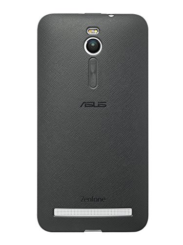 ASUS Cell Phone Case for Zenfone2 – Retail Packaging – Black/Black