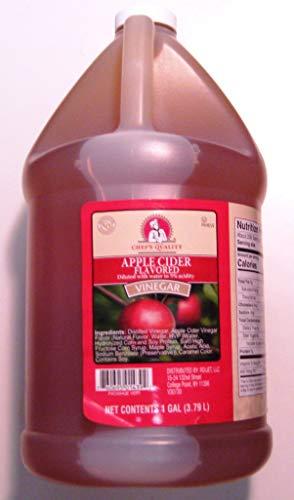 Chef's Quality Apple Cider Vinegar - 1 Gallon Jug