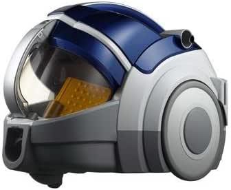 LG - Aspirador Vk8820Nhaq, 2000W, 1.2L (Sin Bolsa), Azul-Plata ...