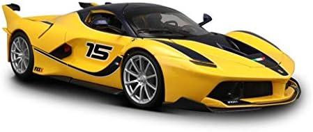 YN モデルカー 子供コレクションのギフトのためのフェラーリFXXモデルカーのおもちゃのためのシミュレーションの合金カーモデルのおもちゃ ミニカー