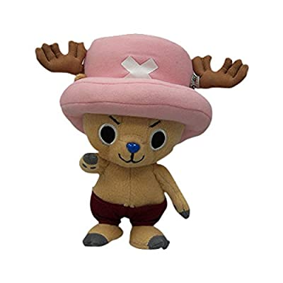 "Great Eastern One Piece - 8"" Tony Tony Chopper Plush: Toys & Games"