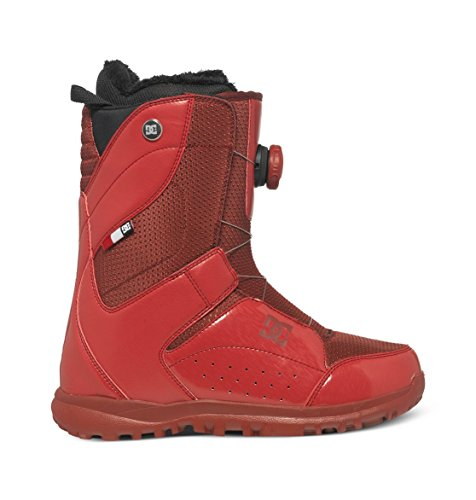 DC Women's Search Snowboard Boot, Syrah, 8.5B
