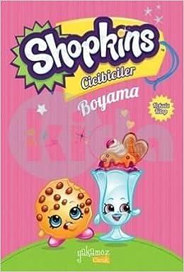 Shopkins Cicibiciler Boyama 3 9786053849742 Amazoncom Books