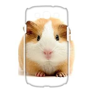 Diy Cute Hamster Phone Case for samsung galaxy s3 3D Shell Phone JFLIFE(TM) [Pattern-1] WANGJING JINDA