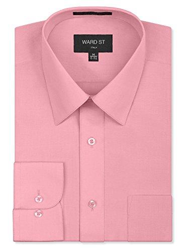 4xl pink dress shirt - 6