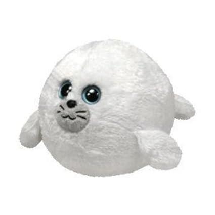 Amazon.com  Ty Beanie Ballz Seymour Plush - Seal f64ae8120a7