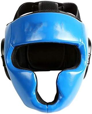 LMCLJJ 異なる年齢の男性と女性のための適切なヘッドギアボクシングヘッドギア