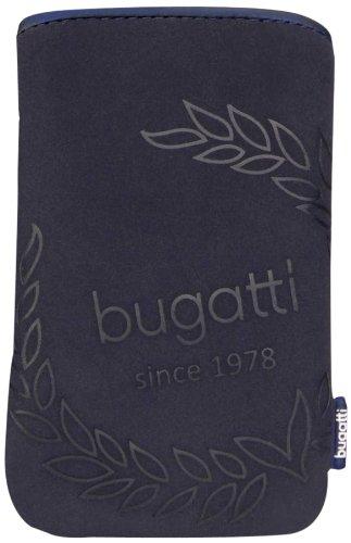 Bugatti 11941 Blueberry Slim Case für Apple iPhone 3G/3GS/4/4S Größe M blau