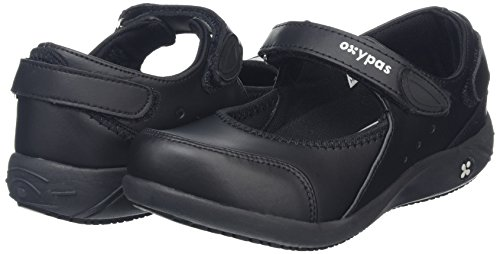 Oxypas Nelie, Women's Safety Shoes, Black (Blk),5 UK(38 EU)