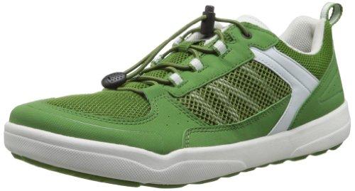 Ecco - Chanclas para hombre Verde verde