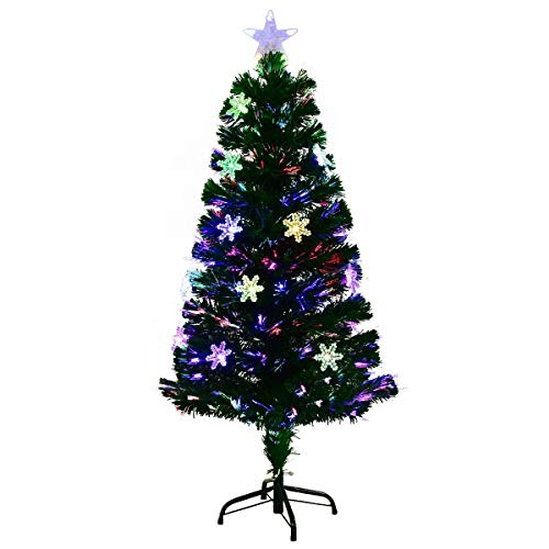 4 Foot Christmas Tree Led Lights in US - 7