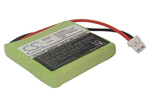 Replacement Battery for Swisscom Aton CL-102,Top S329,Cordless Phone Battery