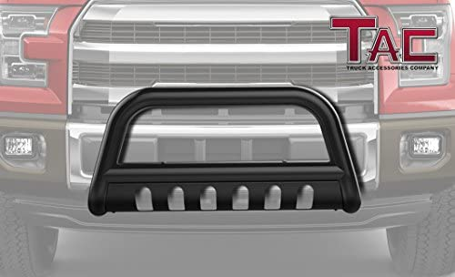 Stehlen 714937183537 For 05//06-10 Hummer H3 Advance Series Bull Bar Matte Black