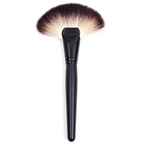 Beauty Pro Series Fan Powder Brush, 1 Count