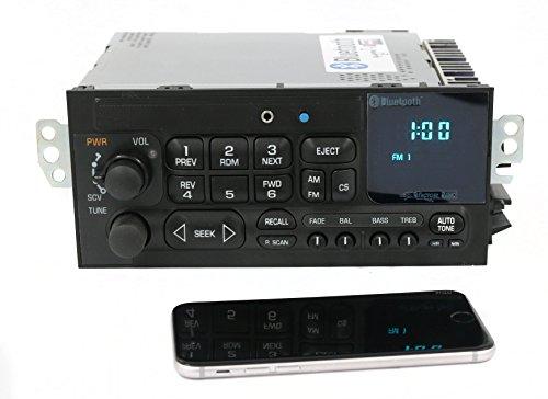 - 1 Factory Radio 638-01007-A-BT AM FM Radio Remanufactured Black w/Auxiliary Input Bluetooth OE Part Number: 638-01007-A-BT AM FM Radio