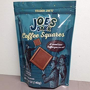 Trader Joe's Joe's Dark Coffee Squares