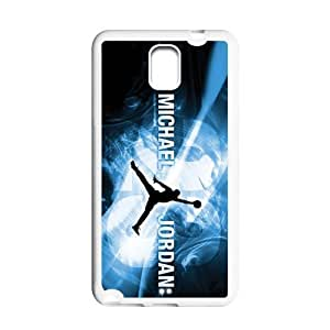 ebaykey Custombox NBA Super Star Michael Jordan SAMSUNG GALAXY NOTE 3 N900 Best Durable TPU and PC Case