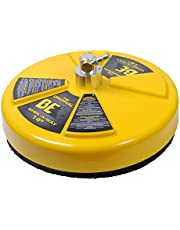 """BE 14"""" Whirl-A-Way Flat Surface Cleaner, Nylon Brush Skirt"""