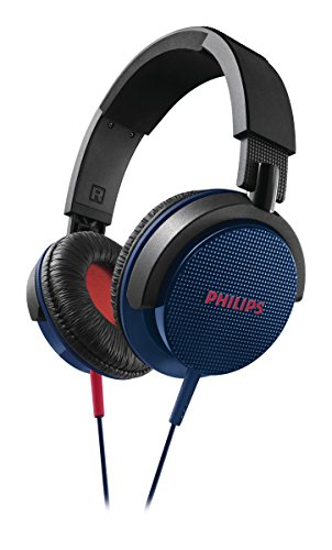 Philips SHL3100 Over-Ear Blue