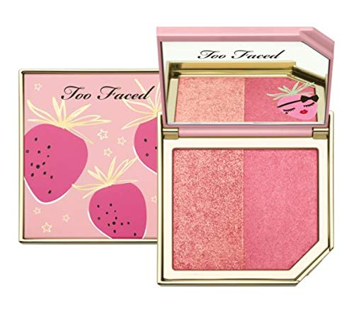 Too Faced Tutti Frutti Fruit Cocktail Blush Duo - Strobeberry by Too Faced