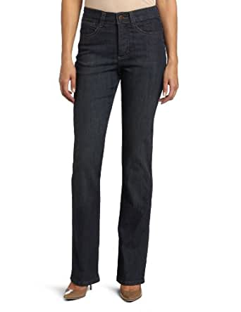 Lee Women's Classic Fit Loreli Barely Bootcut Jean, Rodeo, 6 Long
