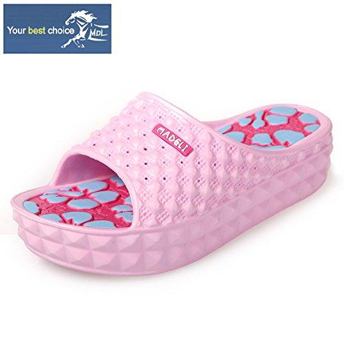 35 Femme Pink Guang Eva Eva Et Xing yellow 39 39 Sandales 35 Pantoufles wPqBxvt
