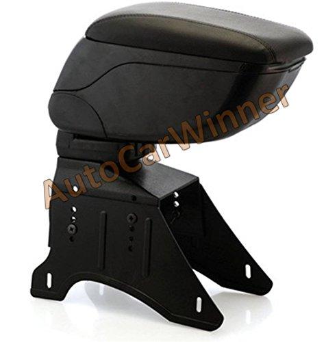 AUTO CAR WINNER Black Car Armrest for Maruti Ritz