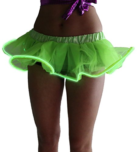 Light Up Tutus by Electric Styles (Glow Run Outfits)