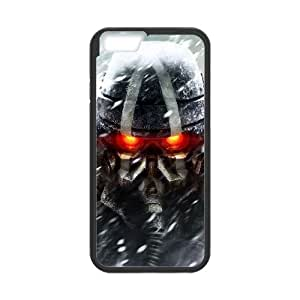 Killzone Game 7 iPhone 6 4.7 Inch Cell Phone Case Black 6KARIN-170078