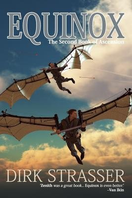 [ Equinox: The Second Book of Ascension Strasser, Dirk ( Author ) ] { Paperback } 2014
