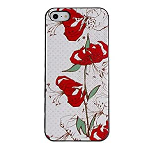 Buy Pomegranate flower pattern of the situation of the computer's hard drive with the iPhone 5/5 s black box
