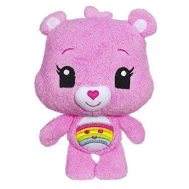 [Care Bears Care-A-Lot Friends Cheer Bear - Pink Plush] (Care Bear Plush)