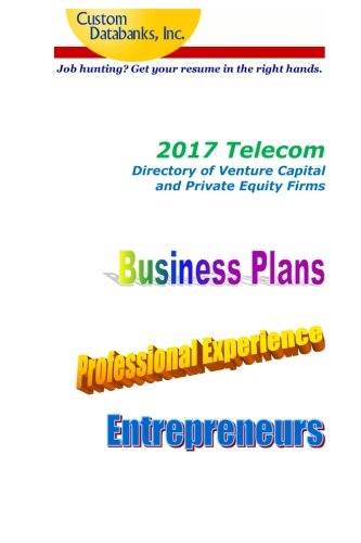 Buy cheap 2017 telecom directory venture capital and private equity firms job hunting get your resume the