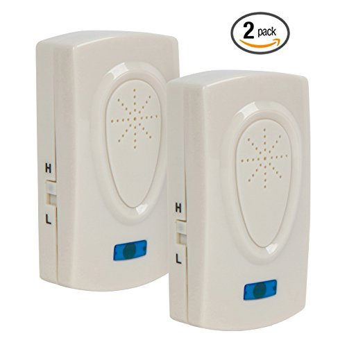 Best Ultrasonic Pest Repeller -Plug-in Repels Insects, Cockroaches, Flies, Spiders, Ants, Mice, Rodents
