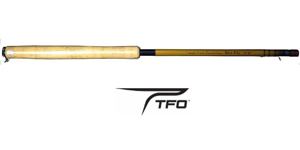 【楽天最安値に挑戦】 Temple B01HE2ZOXE Fork Outfitters テンカラ TFO ソフトハックル テンカラ 伸縮フライフィッシングロッド B01HE2ZOXE 11' 11' 6