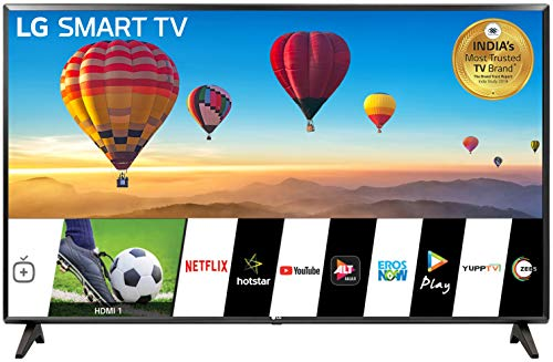 LG 80 cms (32 Inches) HD Ready LED Smart TV 32LM560BPTC with IPS Display & WebOS (2019 Model) Discounts Junction
