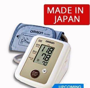 omron jpn2 intellisense blood pressure monitor made in japan