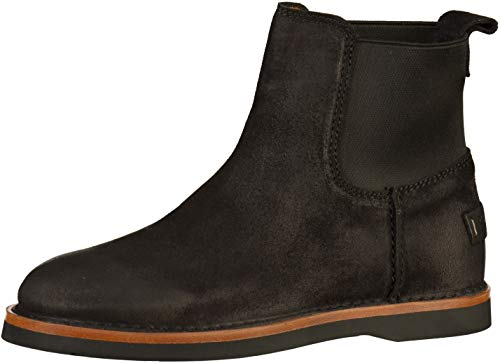 Bottine Noir 18102100 Shabbies Amsterdam Femmes qH1xTA0S