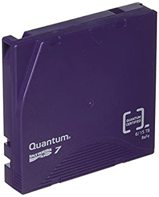 Quantum LTO Ultrium-7 MR-L7MQN-01 6TB/15TB LTO-7 Labeled from QUANTUM
