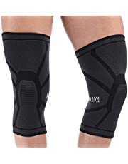 Save on Mava Knitted Knee Support