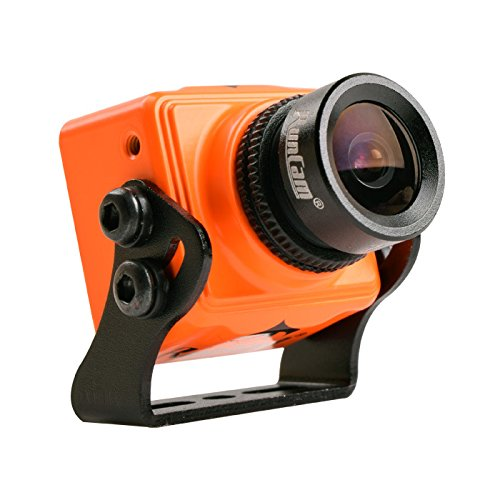 CLOSEOUT RunCam Swift Mini FOV 130° 2.5mm Lens Wide Angle FPV Camera for Drone Quad - Orange