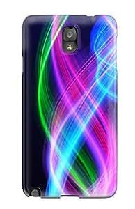 Hot Design Premium CeShNIj3029qlDWC Tpu Case Cover Galaxy Note 3 Protection Case(colorful )