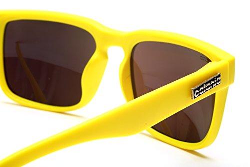 Gafas de Unisex Mujer UV400 Hombre Gafas Sol Catania y UVB Occhiali de Protección Para UVA Sol 100 Para nqSwFvz