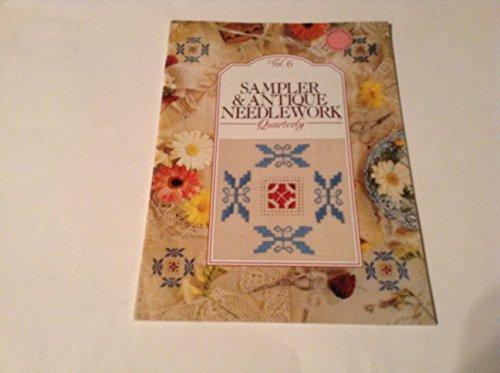 Sampler & Antique Needlework Quarterly, Volume -