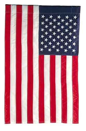 "Evergreen Flag American House Flag, 28"" x 44"""