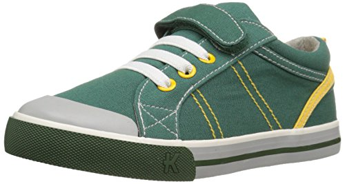 See Kai Run Tanner Sneaker (Toddler/Little Kid), Green, 11 M US Little Kid