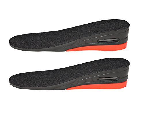 The Big Gun Height Increasing Insole for BOOTS and HIGH-TOP Shoes by Heelborne Ergonomic Height Increasing Insoles For All Day Wear