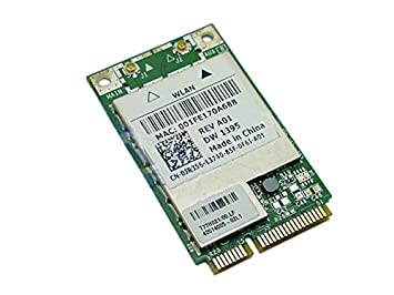 Amazon.com: jr356 – Dell – 1395 802.11 b/g Wireless tarjeta ...